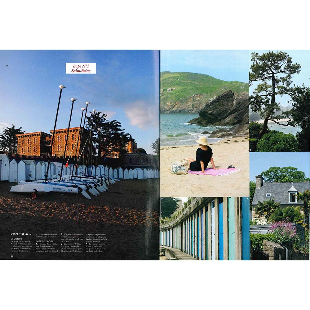 COTE OUEST Article HOTEL 4 etoiles stephanie cayet architecture interieure design