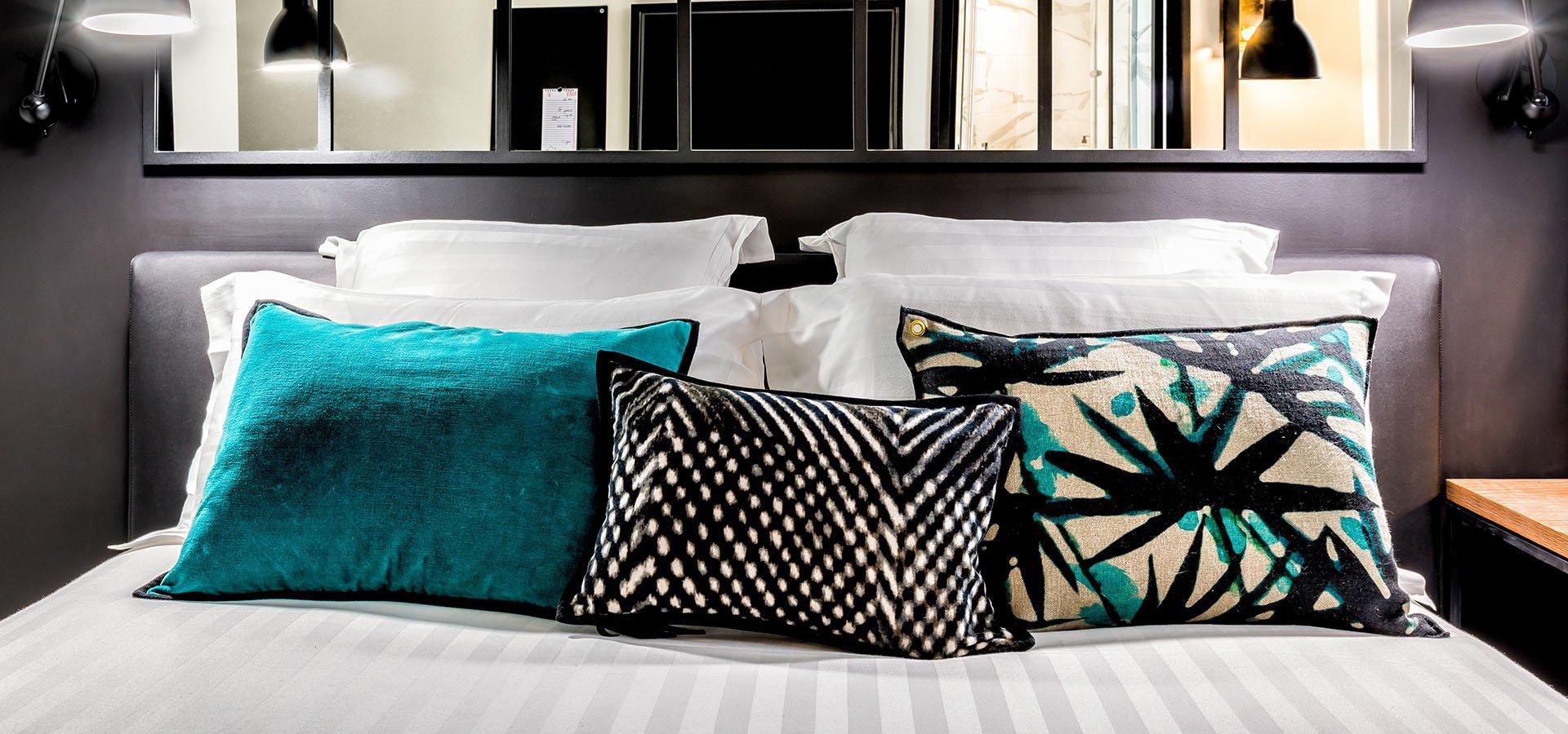 LAZ&SPA HOTEL 4 etoiles PARIS SuitcaseHospitality stephaniecayet architectureinterieuredesign